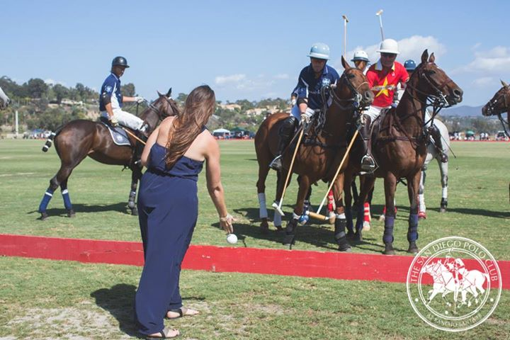 USPA Closing Day- First Ball Throw-In