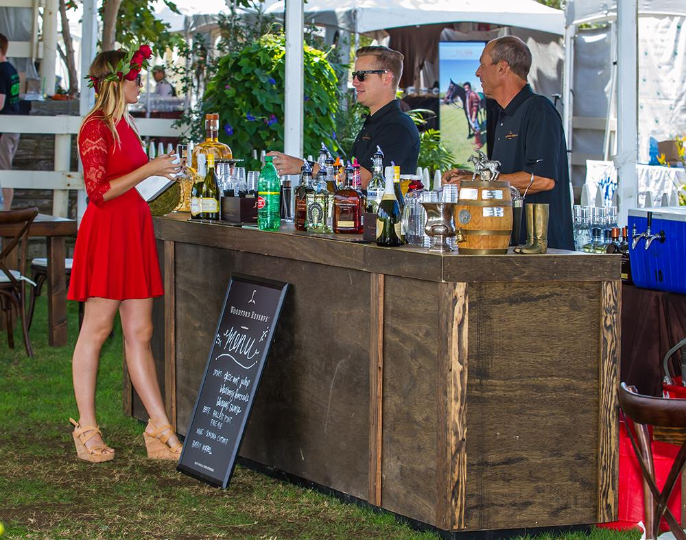 USPA-Spreckels-Cup-2014-San-Diego-Polo-Club- Closing-Day-Woodford-Reserve-bar