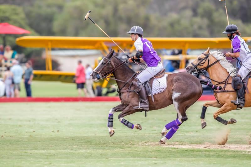 San Diego Polo Club Woodford Reserve Polo Classic-Nacho Figueras-Diego Cossio