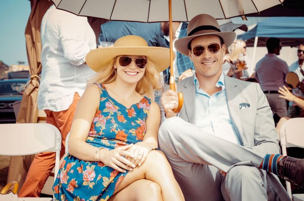 Leisure-Society-San-Diego-Polo-Club-Chris-Klein-and-wife-Laina-Rose-Thyfault