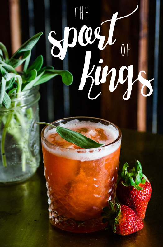 Woodford Reserve Holiday Cocktails-Sport-of-Kings