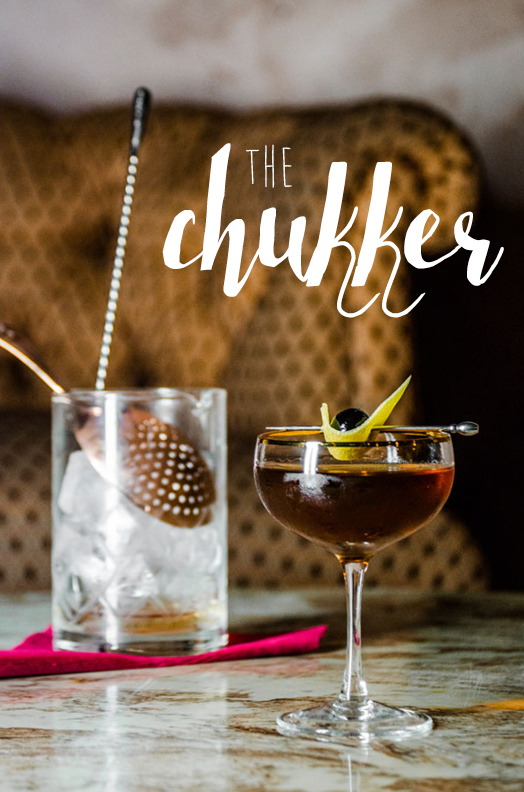 Woodford Reserve Holiday Cocktails-the-Chukker