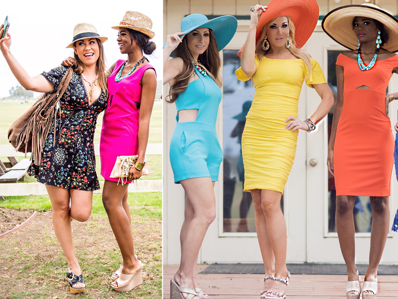 San Diego Polo What to Wear to Opening Day of Polo-hats