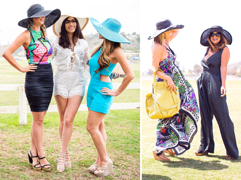 San Diego Polo What to Wear to Opening Day of Polo-trends