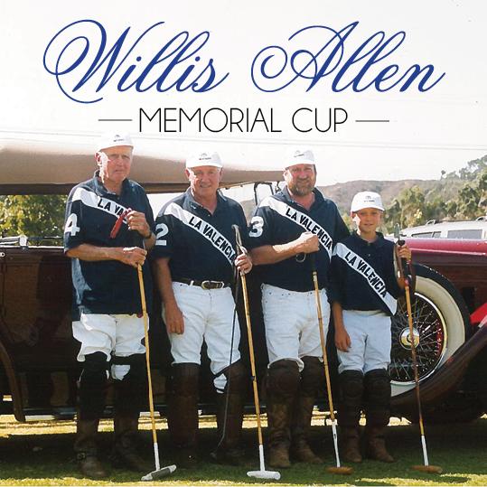 Willis Allen Memorial Cup Invite