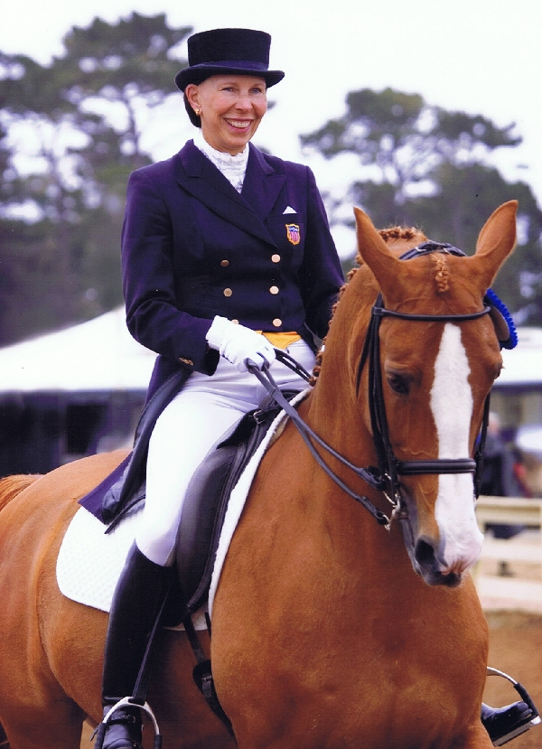 Donna-Richardson-dressage