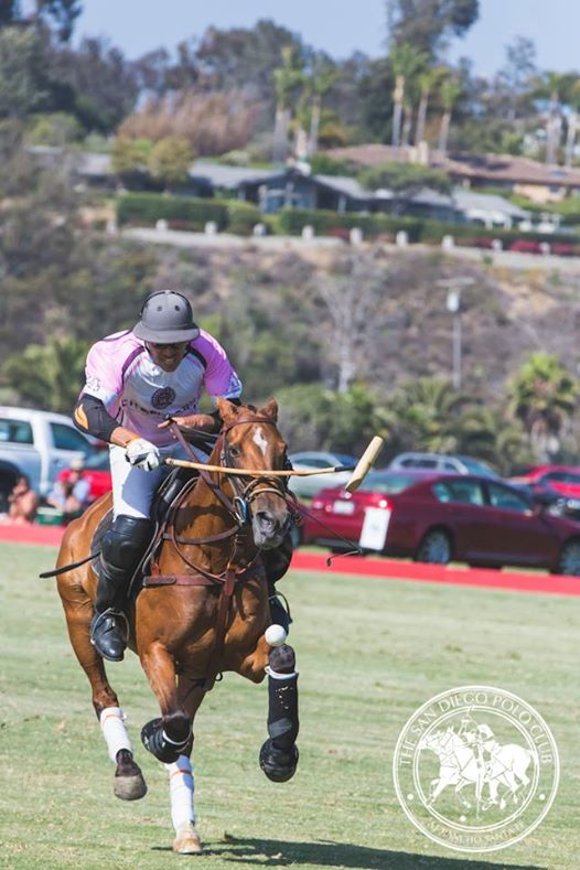 San Diego Polo Club Chambord Vodka Classic & Fundraiser for Challenged Athletes Foundation- Chambord Action