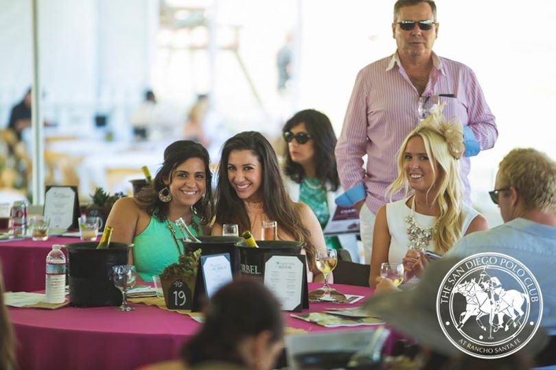 San Diego Polo Club Chambord Vodka Classic & Fundraiser for Challenged Athletes Foundation- Chambord-VIP-tent