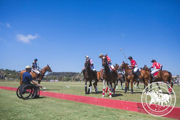 San Diego Polo Club Chambord Vodka Classic & Fundraiser for Challenged Athletes Foundation- throw-in-challenged-athletes-foundation