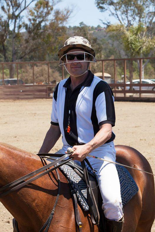 San Diego Polo Club Pacific Coast Arena League Tournament-Alvern Vorn Steeg