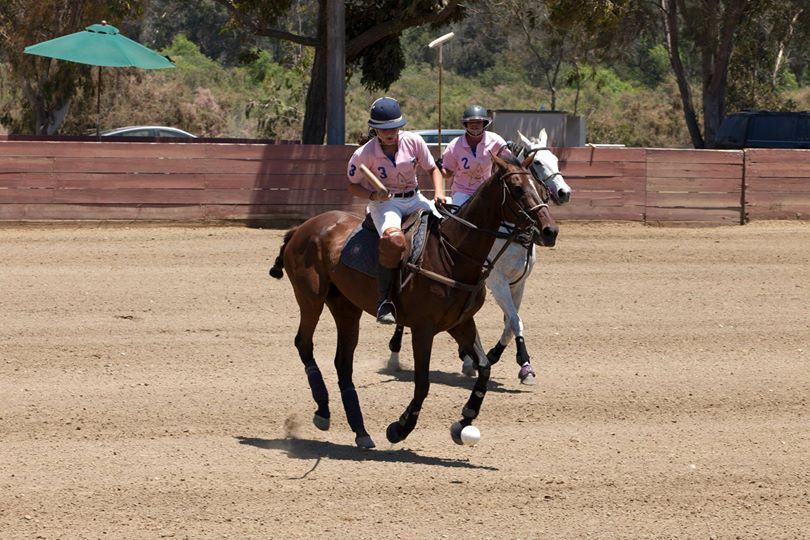 San Diego Polo Club Pacific Coast Arena League Tournament-Niki Mobtaker