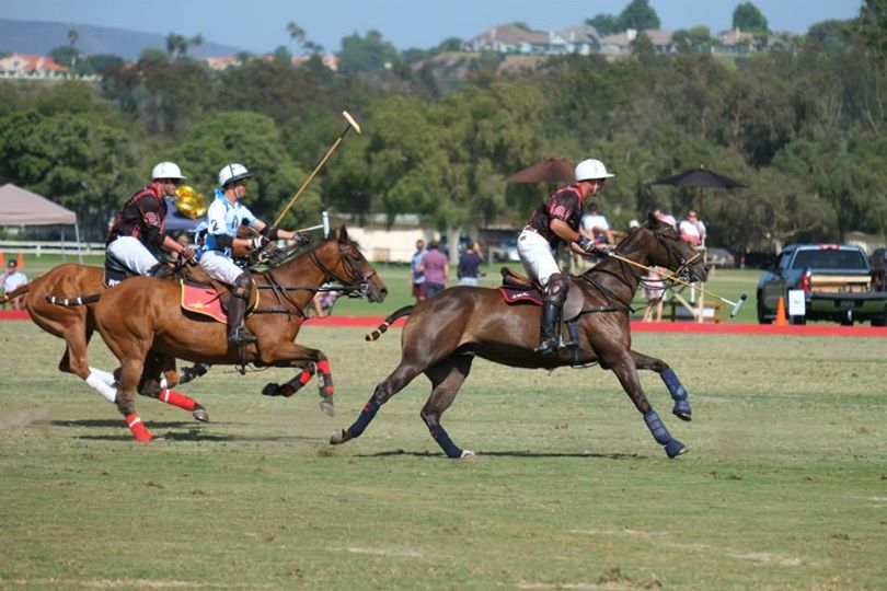 San Diego Polo Club Woodford Reserve Polo Classic Event-Action