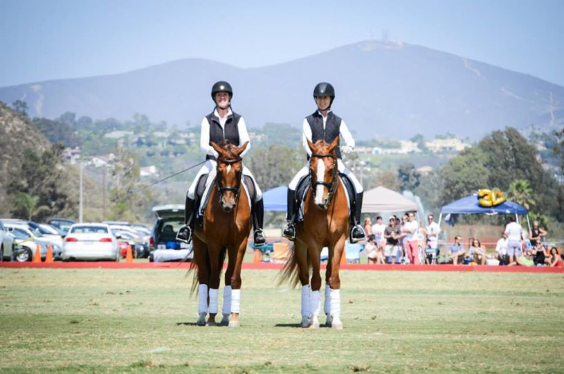 San Diego Polo Club Woodford Reserve Polo Classic Event-Dressage
