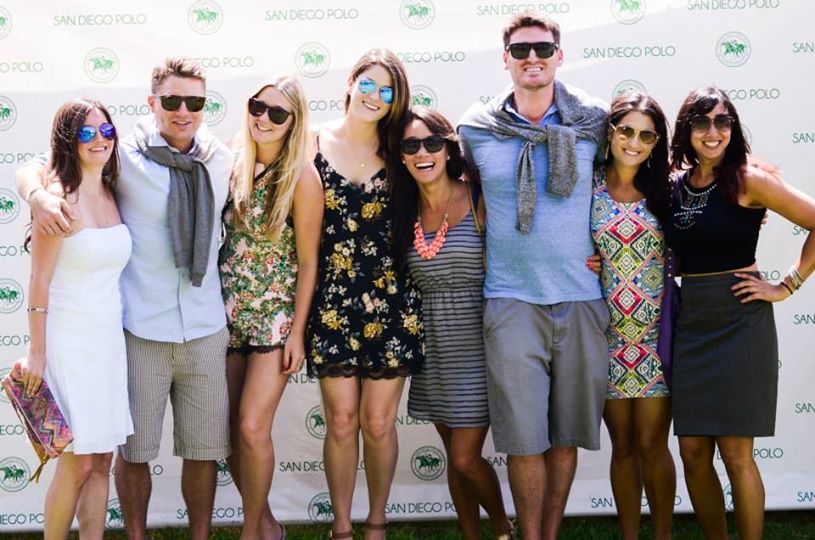 San Diego Polo Club Woodford Reserve Polo Classic Event-group