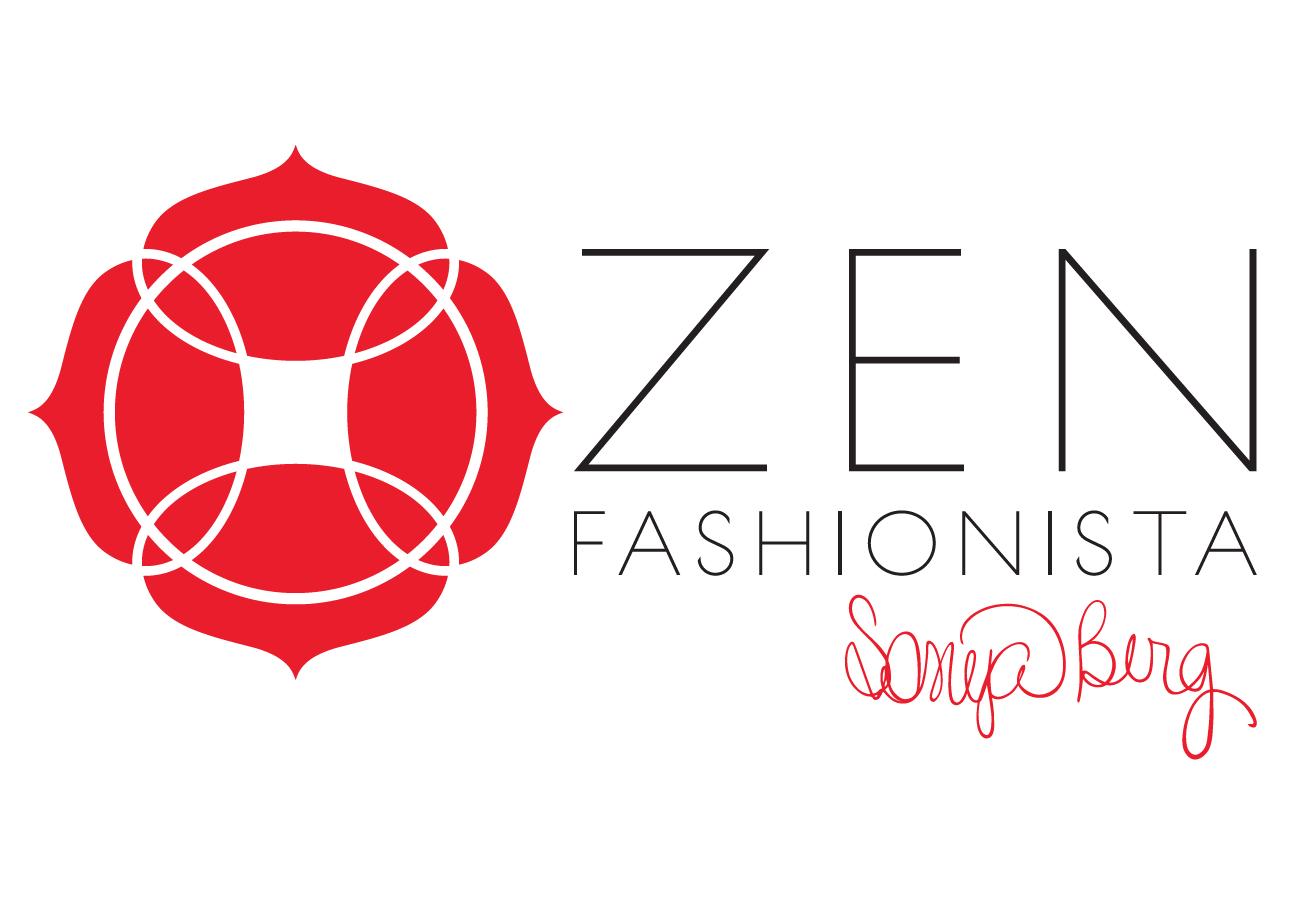 Zen Fahsionista Sonya Berg logo