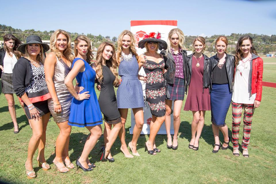 Closing Day Polo - Sonyz Berg-Zen Fashionista-News Girls-Models