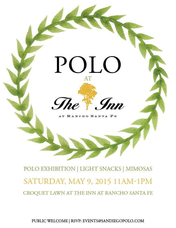 Polo at The Inn at RSF Invite