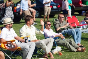 San Diego Polo Club Tailgating