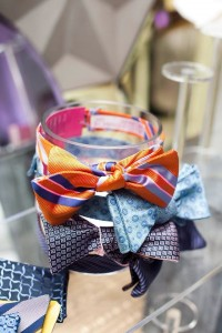 Sonya Berg Zen Fashionista What to Wear to Opening Day to Polo Bowties