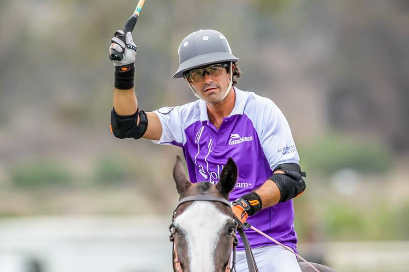 San Diego Polo Club Woodford Reserve Polo Classic Nacho Figueras