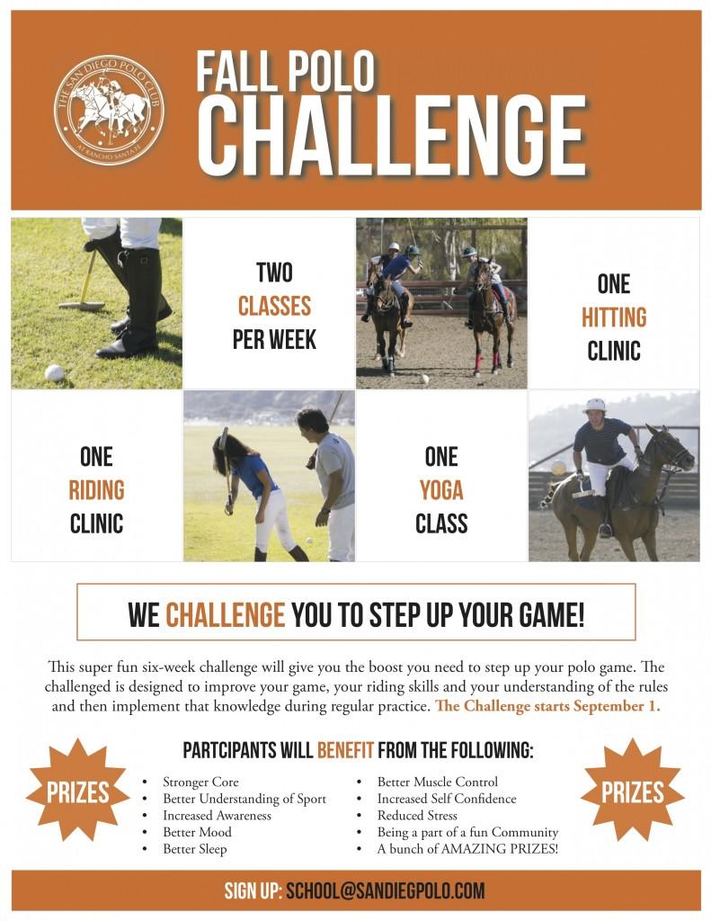 6-Week Polo Challenge
