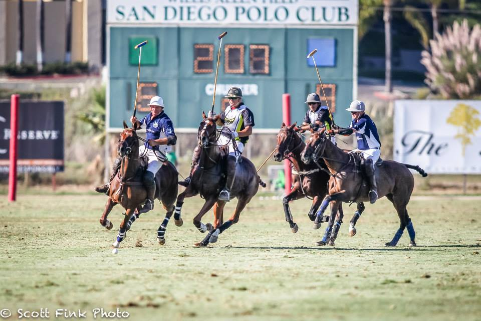 USPA Rossmore Cup - Twin Palms- Pasion