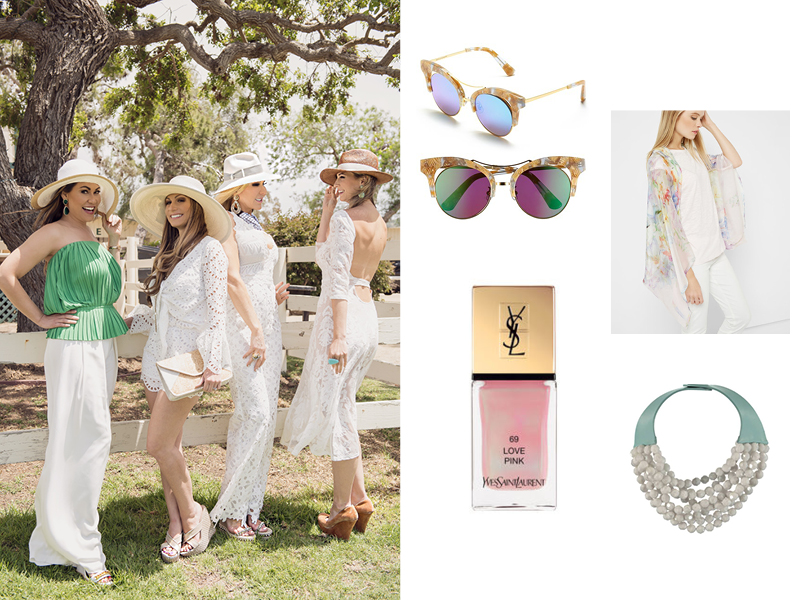 San Diego Polo What to Wear to Opening Day of Polo-accessories